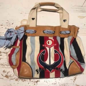 Juicy Couture DayDreamer Nautical Tote